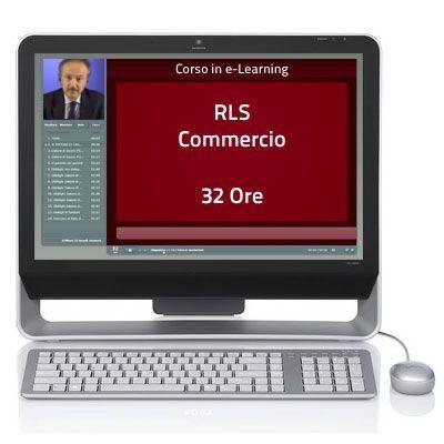 Corso online in e-Learning - RLS Commercio - 32 ore