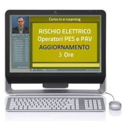 PES-PAV Aggiornamento 3 ore - Svolgimento di lavori elettrici