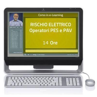 PES-PAV - Svolgimento di lavori elettrici - 14 ore