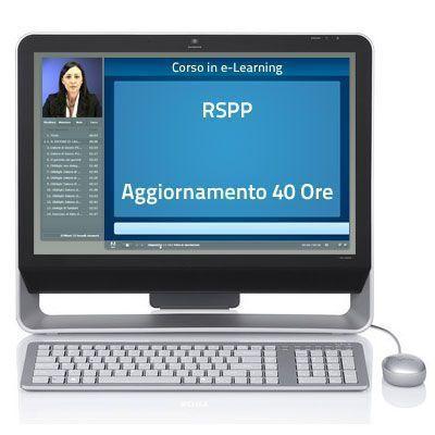 RSPP - Aggiornamento 40 ore - Tutti i settori