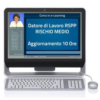 Corsi online per la categoria Datore di Lavoro RSPP