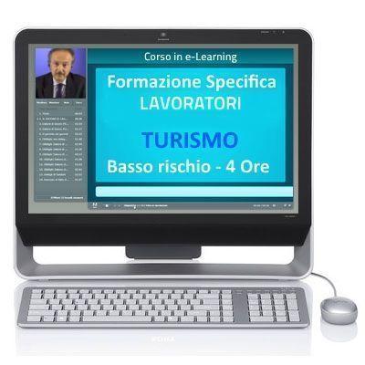 Corso online Turismo