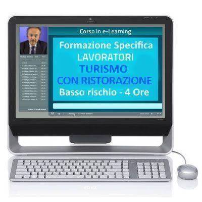 Corso online Turismo e ristorazione