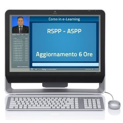Corsi online per la categoria RSPP - ASPP